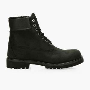 Timberland Waterproof Boots - Black, Shearling